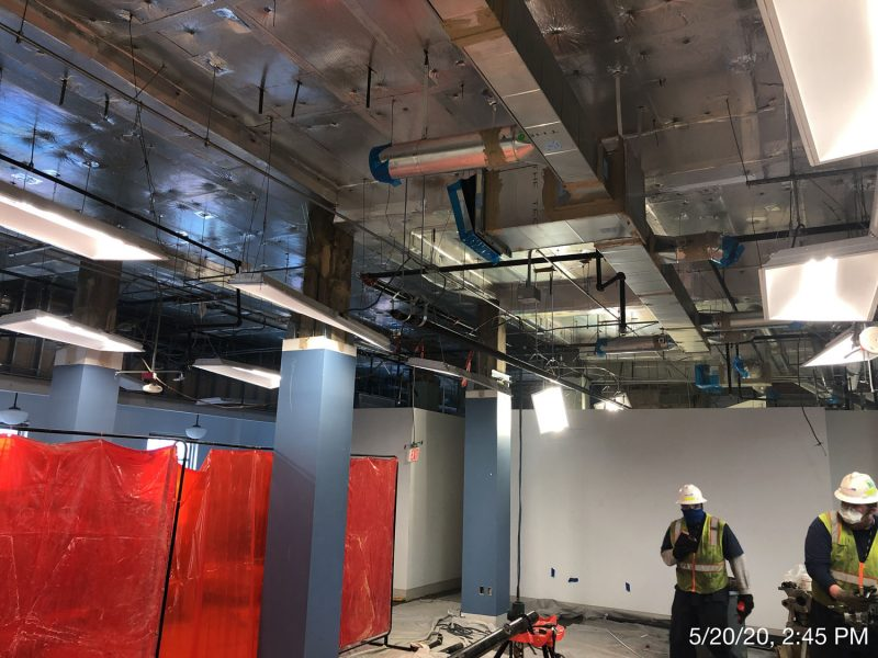 1197 4th floor mech and sprinkler piping,ductwork (2)